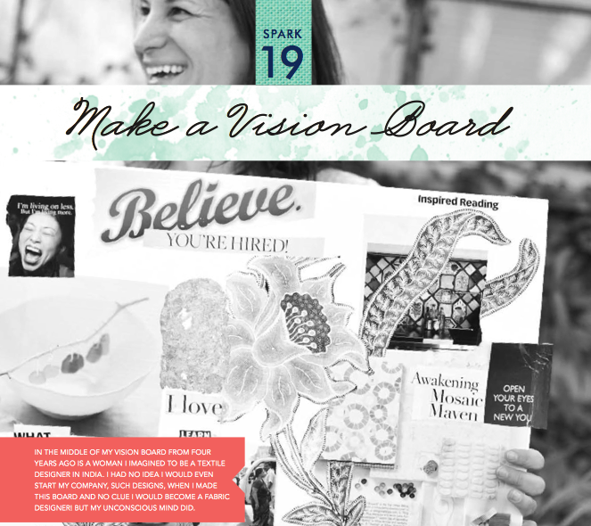 …ready to find your 2015? How to make a Vision Board