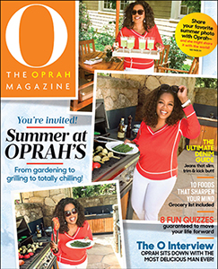 The Little Spark in Oprah Magazine