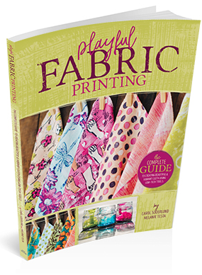 Playful Fabric Printing book party and giveaway!